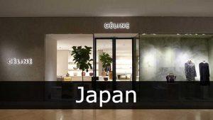 Celine Japan