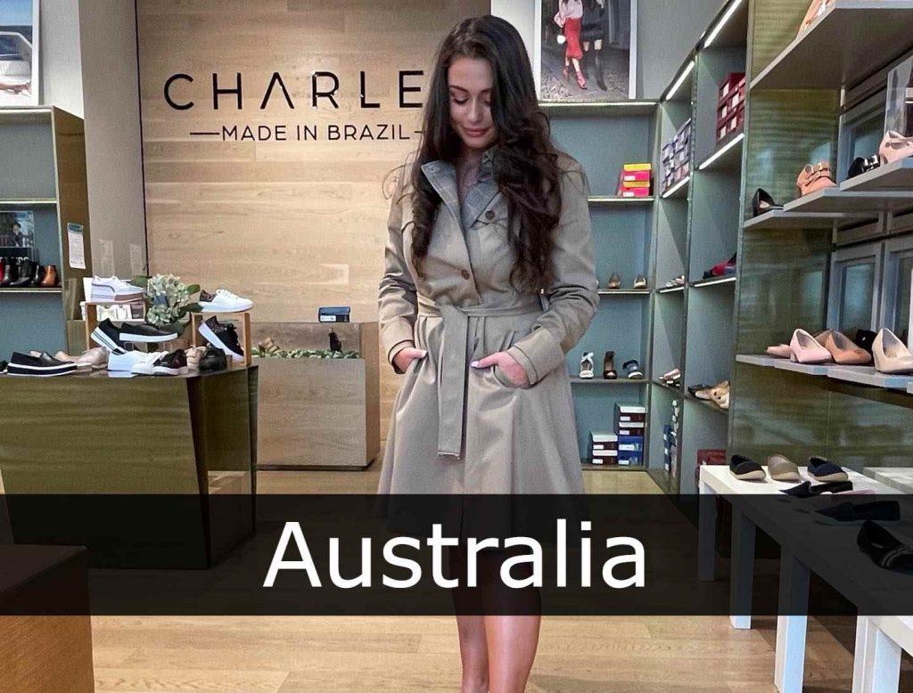 Charlie Boutique Australia