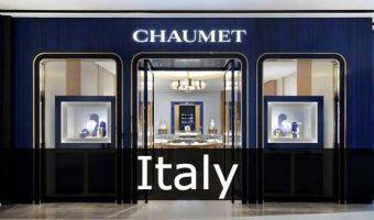 Chaumet Italy