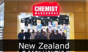 Chemist Warehouse New Zealand