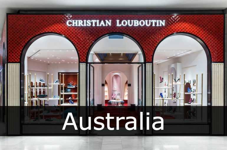 Christian Louboutin Australia