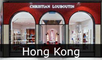 Christian Louboutin Hong Kong