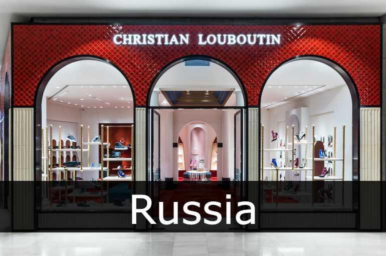 Christian Louboutin Russia