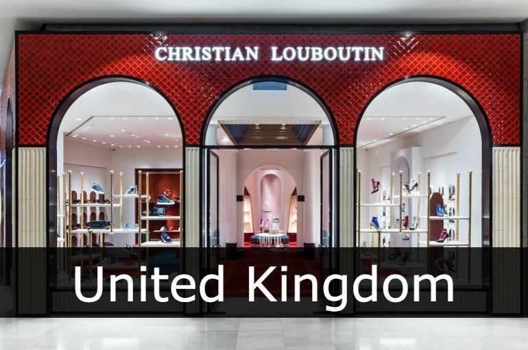 Christian Louboutin United Kingdom