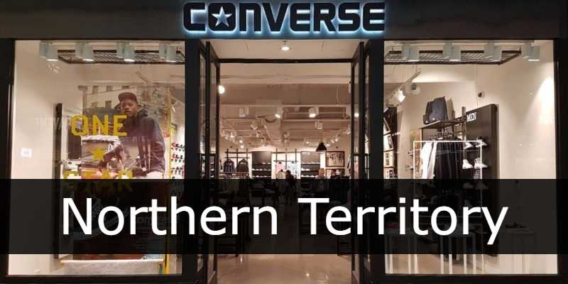 Converse Northern Territory