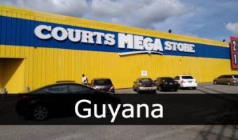 Courts Guyana