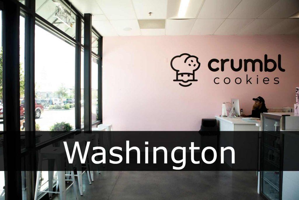 Crumbl Cookies Washington