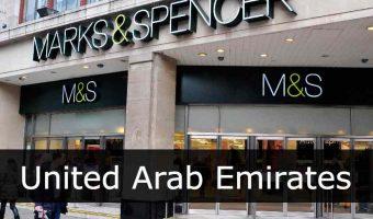 Mark and Spencer United Arab Emirates