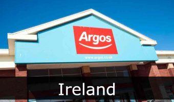 Argos Ireland