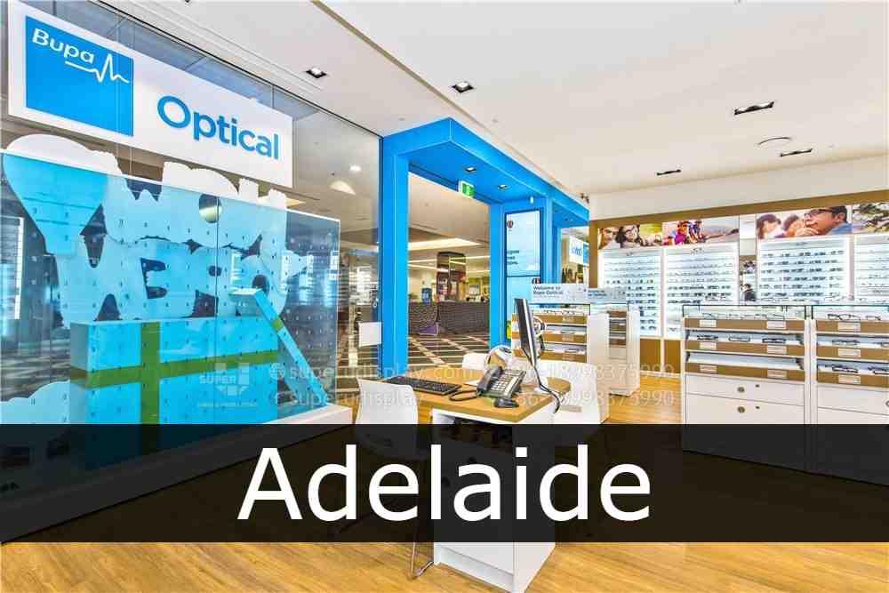 Bupa Optical Adelaide