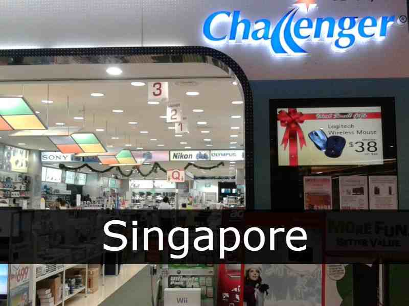 Challenger Singapore
