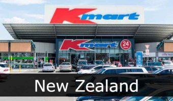 K Mart New Zealand