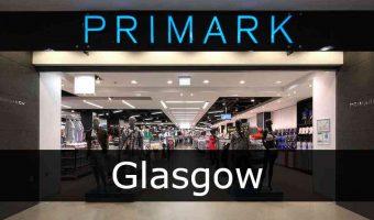 Primark Glasgow