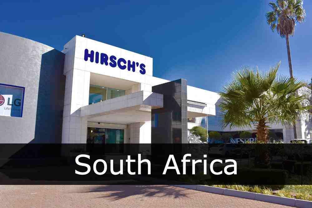 Hirschs South Africa