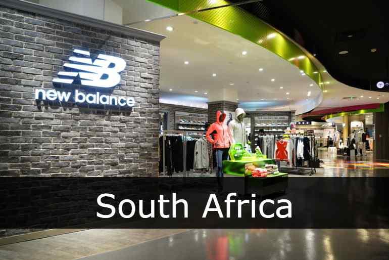 New Balance South Africa